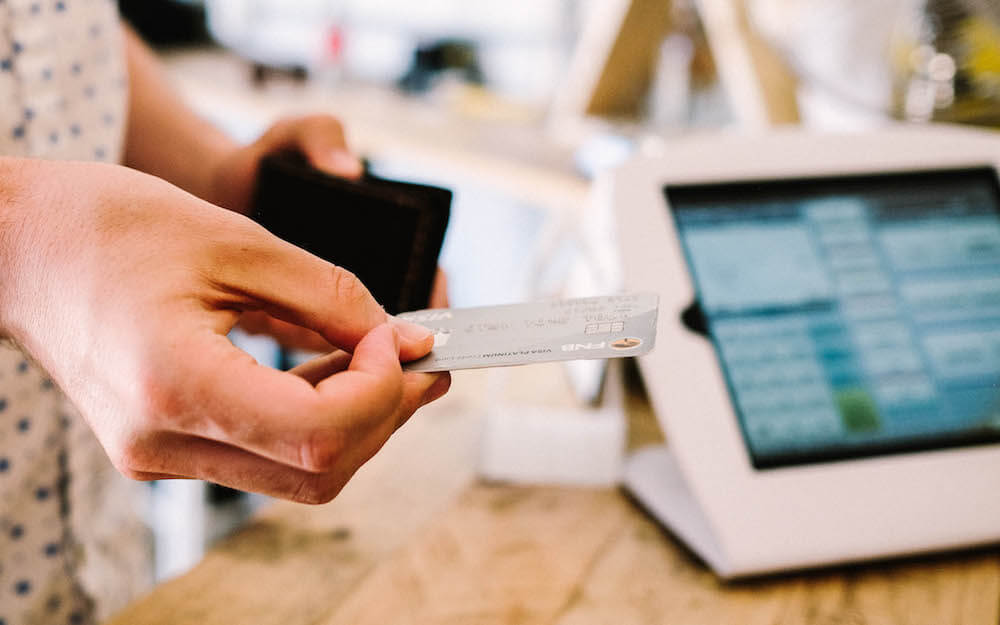 An image of a card in an article about preventing credit card fraud.