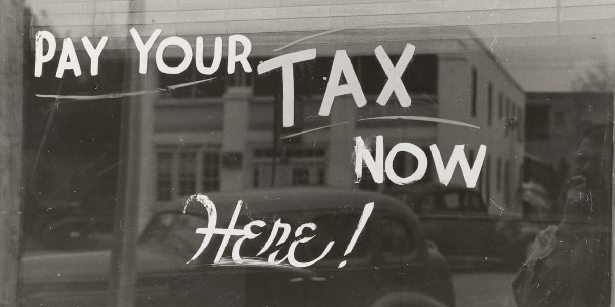 An image in the tax guide for small business.