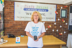 Sue van der Linde of Iris House offers five tips for fundraising.