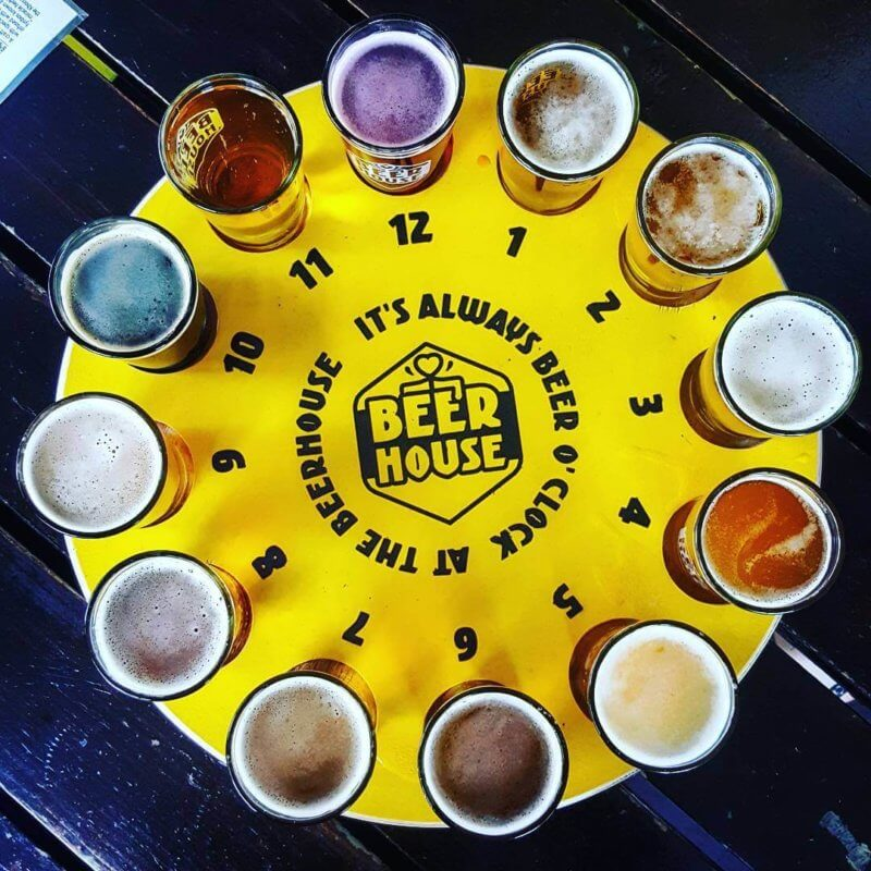 Beer O' Clock game at Beerhouse.