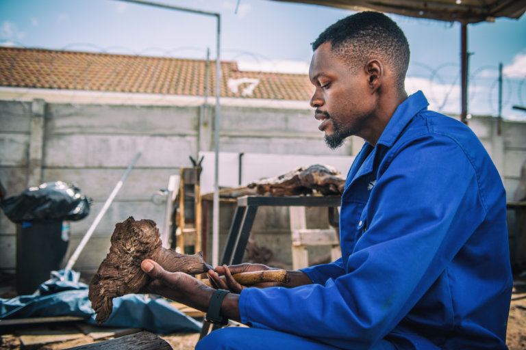 A story about Boniface Chikwenhere.