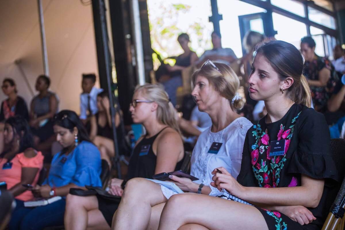 Attendants of the Yoco Google workshop in Durban.