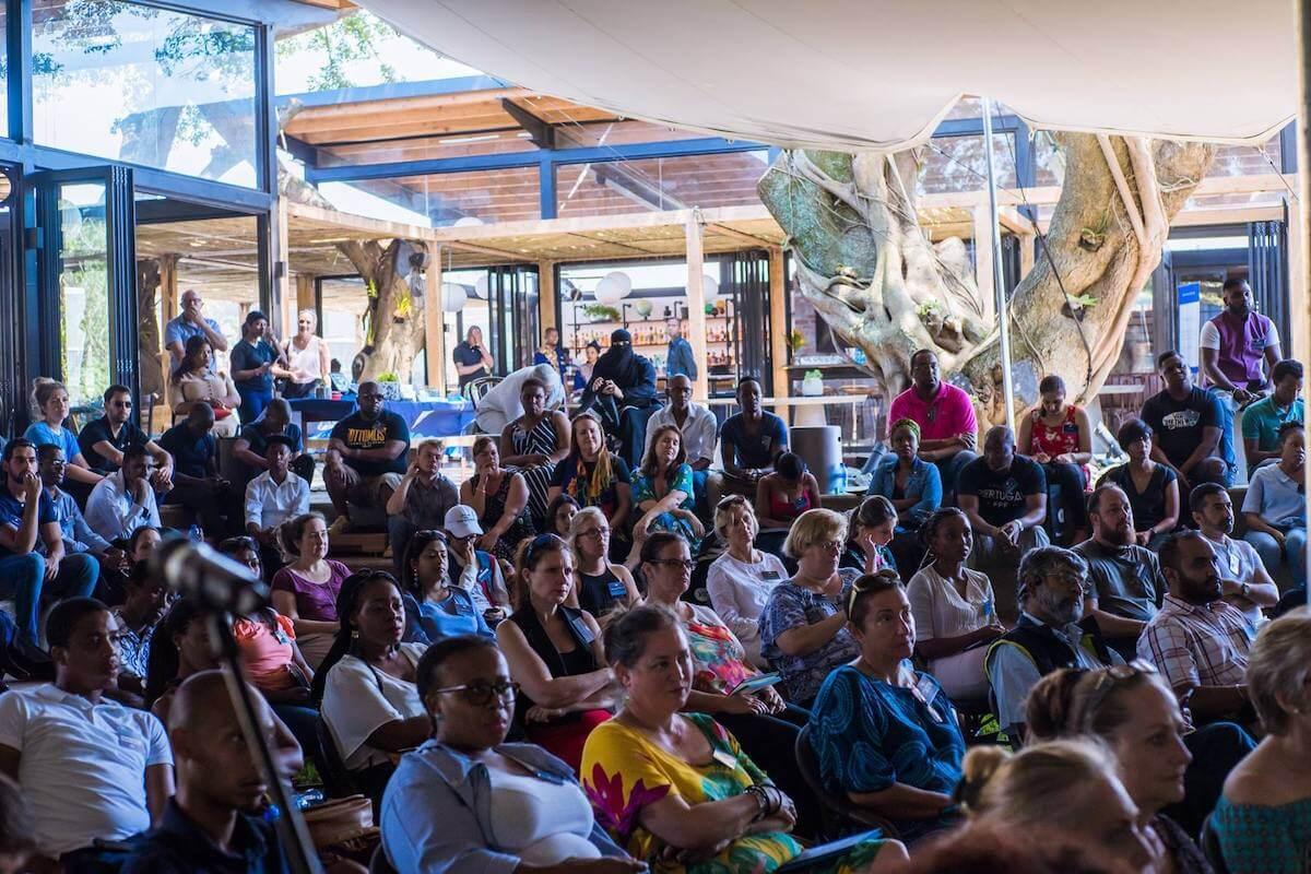 A Yoco workshop with Google in Durban.