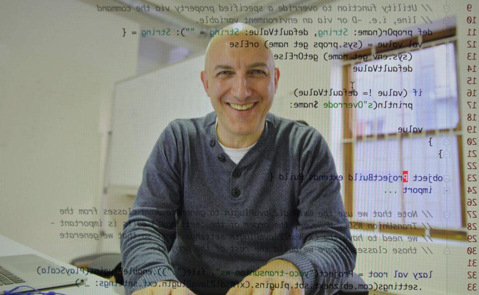 Nick Jacobs, software developer at Yoco.