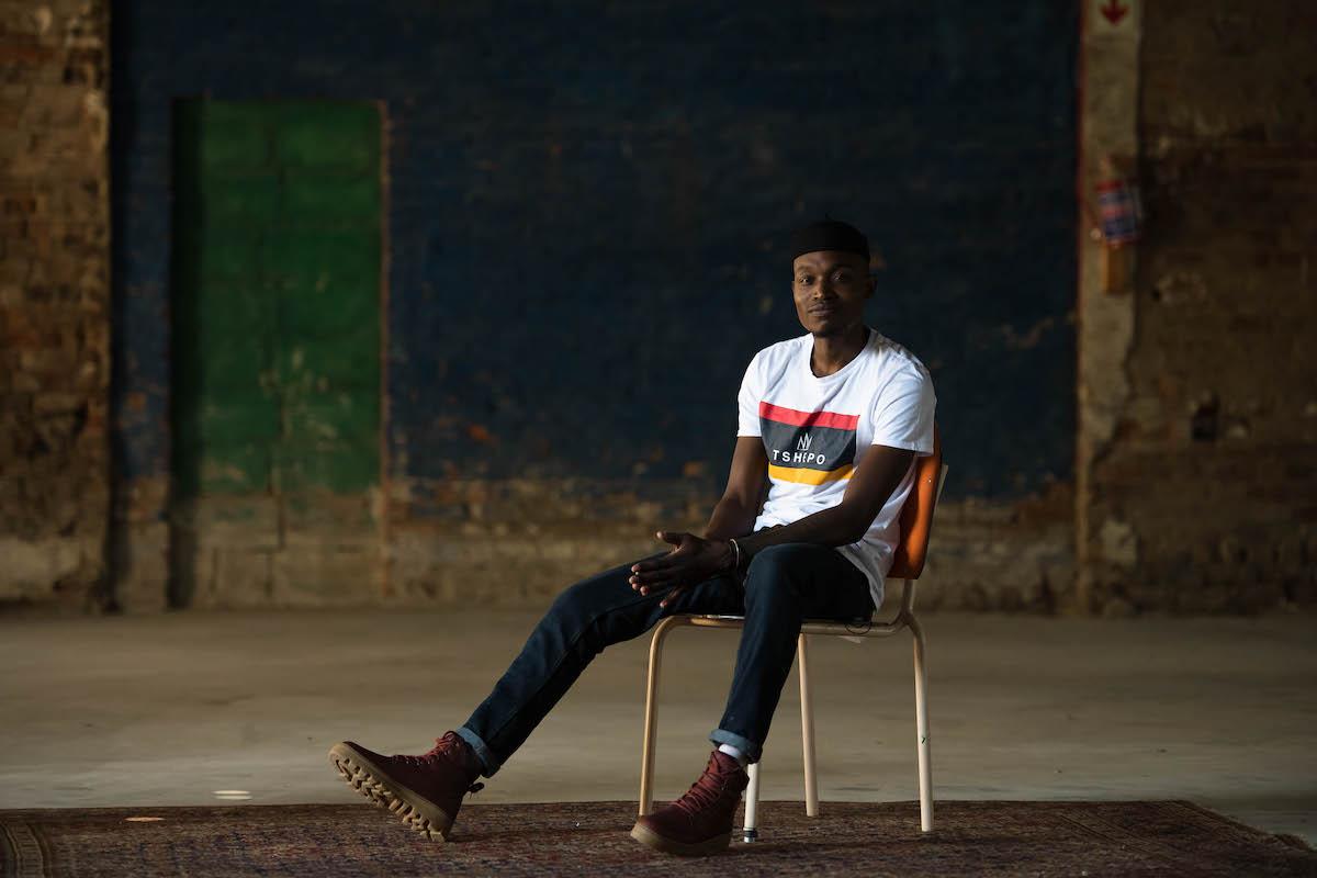 Tshepo Mohlala of Tshepo the Jean Maker.