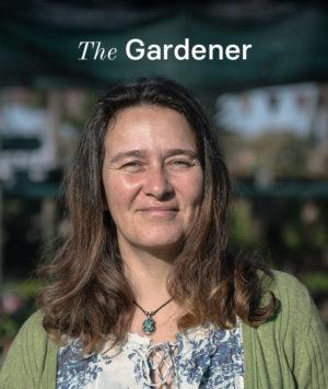 Chene, the gardener of Veldrift.
