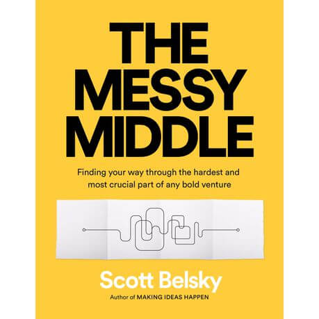 business book recommendation The Messy Middle