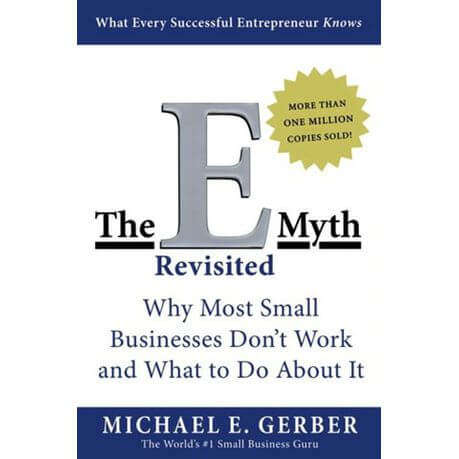 The E Myth Revisited business book recommendation