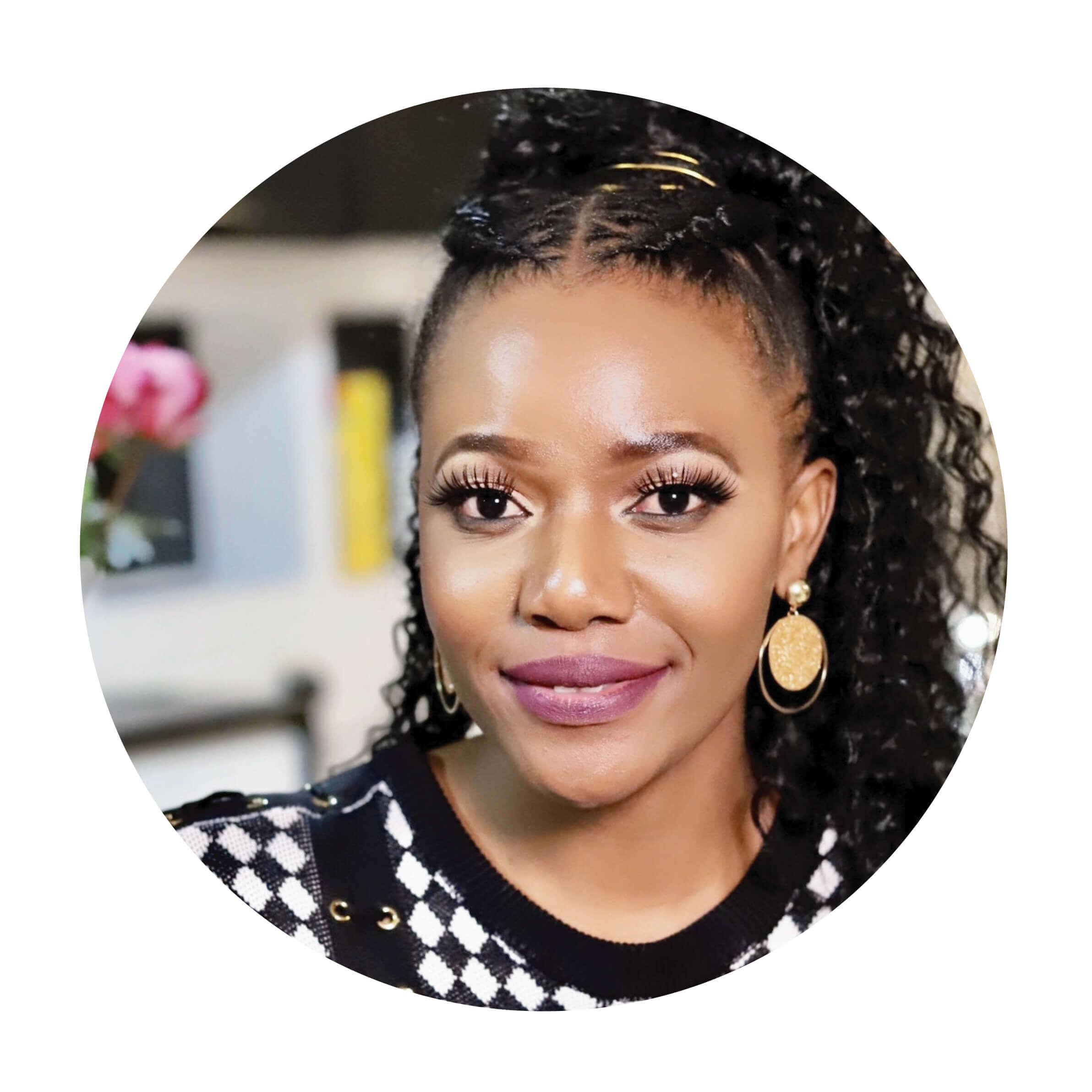 A profile picture of Nicolette Mashile.