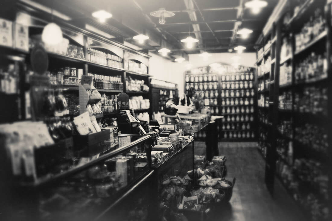 The Olive Branch Deli in an article about stock management.